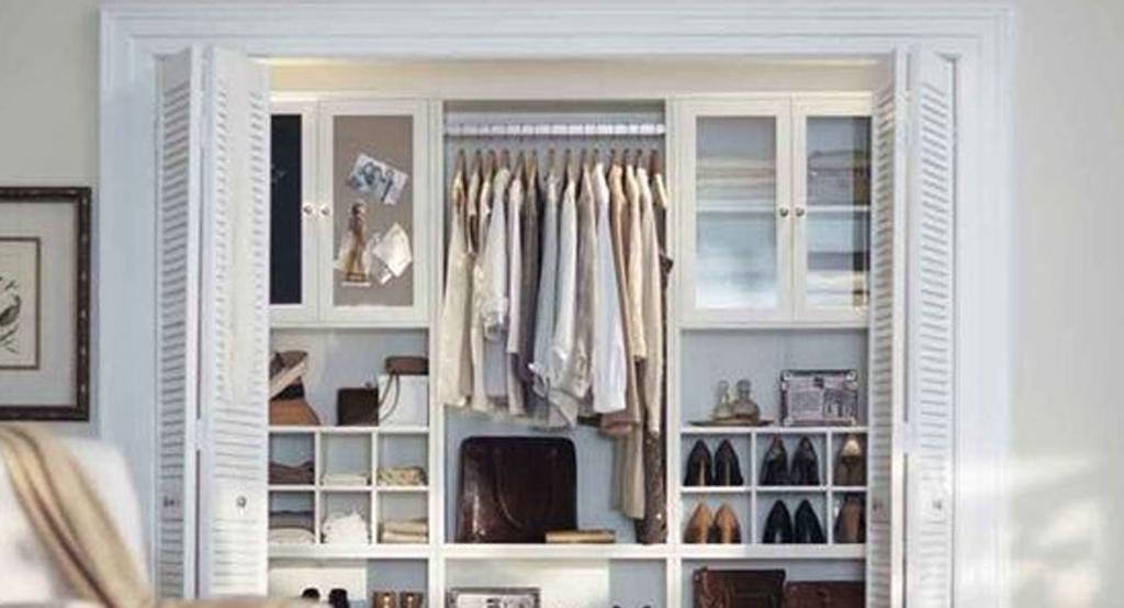 faire son propre dressing beautiful dressing petite fille closetmaid closetmaid with faire son. Black Bedroom Furniture Sets. Home Design Ideas