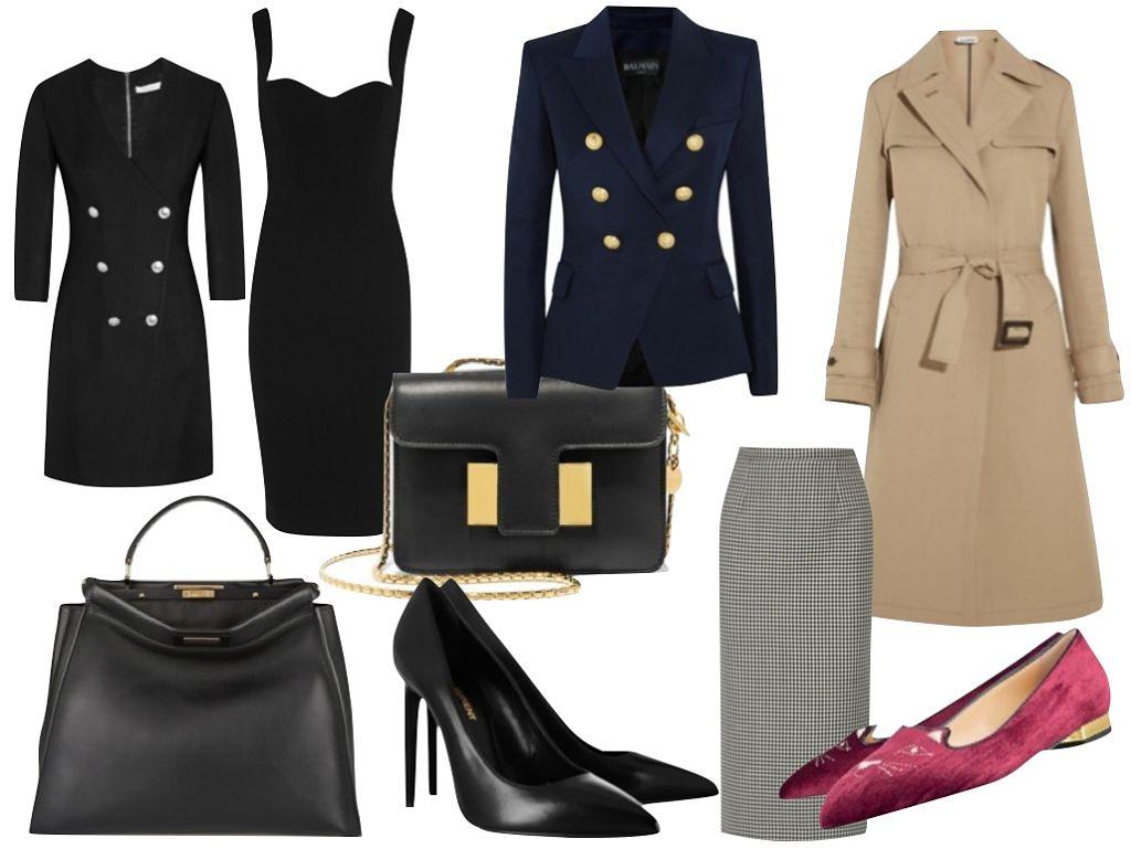 les 10 indispensables d 39 une garde robe narimen blog mode shopping et conseils. Black Bedroom Furniture Sets. Home Design Ideas
